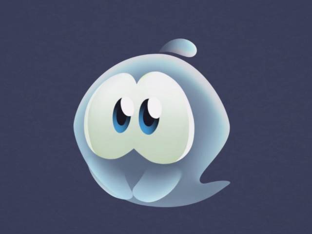 How To Draw Om Nom And Friends Ghost