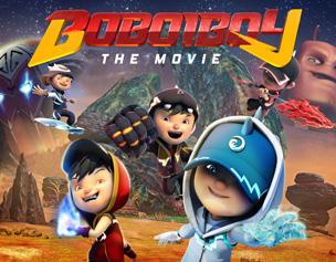 Boboiboy The Movie Boboiboy The Movie